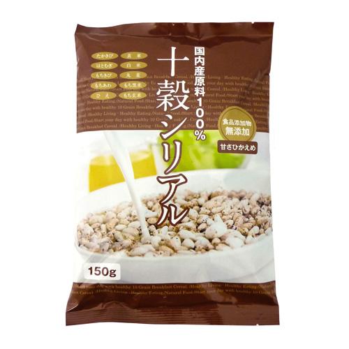 旭食品 十穀シリアル 150g