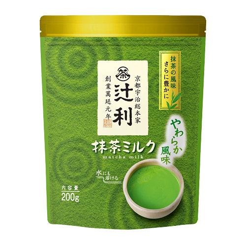 片冈物产抹茶牛奶以及稻草或者风味200g