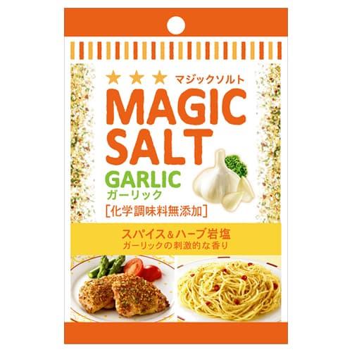 どんな料理にも使いやすいブレンドです 4年保証 エスビー 袋入りマジックソルト 20g ガーリック 激安特価品