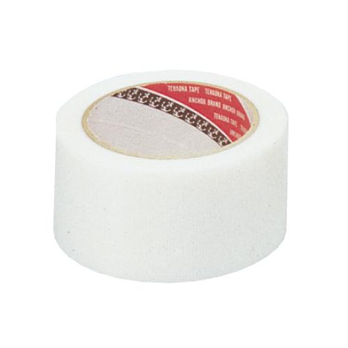 梱包テープ 梱包資材 生活雑貨 雑貨 文房具 梱包 作業用品 ガムテープ 粘着テープ 1巻 P-カットテープ No.415 メーカー公式ショップ 養生用テープ 在庫一掃 白 TERAOKA 寺岡製作所 50mm×25m
