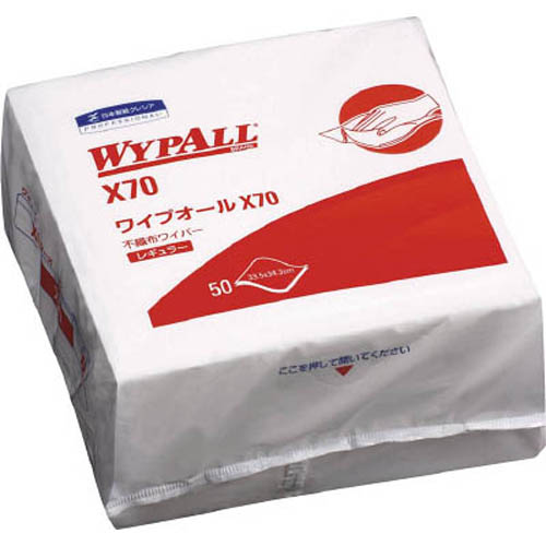 クレシア ワイプオールX70 4つ折り 18個【送料無料(一部地域除く)】