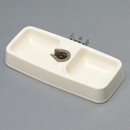 アイリスオーヤマ 正規品スーパーSALE×店内全品キャンペーン 給餌給水器ハンガー付き 本日限定 KH-320 324430 キャンセル不可 返品