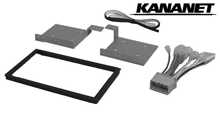 カナネット/KANANET UA-H47D ホンダ CR-V用 カーAV取付キット