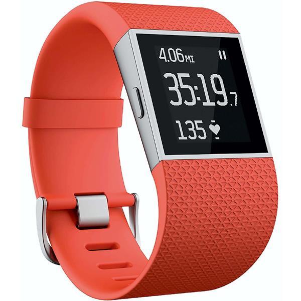 Fitbit 活動量計 FB501TAL-JPNウェアラブル活動量計・睡眠計 LサイズFitbit Surge タンジェリン【あす楽対応_関東】【送料500円】