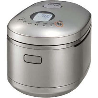 【あす楽対応_関東】【送料無料】リンナイ ガス炊飯器 RR-055MST2 PS(LPガス) パールシルバー 直火匠 5.5合炊き[4951309296877]