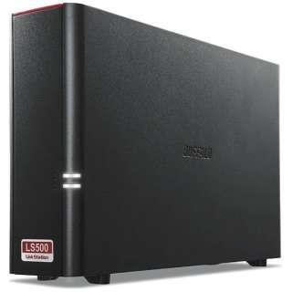 BUFFALO NAS LS510DN0101Bリンクステーション for SOHO 3年保証モデルネットワーク対応HDD 1TB【あす楽対応_関東】【送料無料】