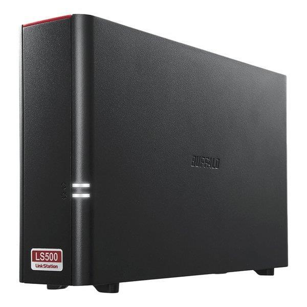 BUFFALO NAS LS510D0201Gリンクステーション ネットワークHDD LS510DGシリーズ 2TB【あす楽対応_関東】【送料無料】