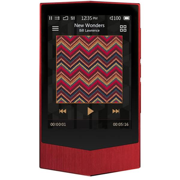 COWON デジタルオーディオプレーヤー(DAP)PV-64G RD SL PLENUE V ハイレゾプレーヤー 64GB【あす楽対応_関東】【送料無料】