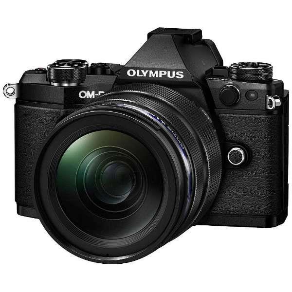 OLYMPUS(オリンパス)OM-D E-M5 Mark II 12-40mm F2.8 レンズキット ブラック1605万画素 デジタル一眼カメラ [OM-DE-M5MarkII12-40mmF2.8レンズキットブラック]【あす楽関東_対応】【送料500円】