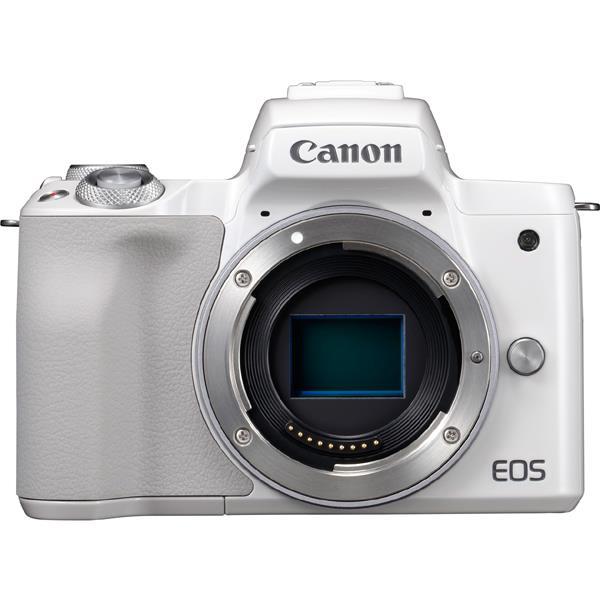 CANON(キヤノン)EOS Kiss M ボディ ホワイト2410万画素 デジタル一眼カメラ【あす楽対応_関東】【 送料無料!】