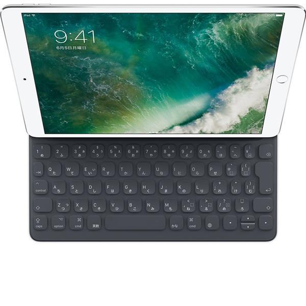 【あす楽対応_関東】【送料¥500円】APPLE10.5インチiPad Pro用 Smart Keyboard MPTL2J/A【国内正規品】