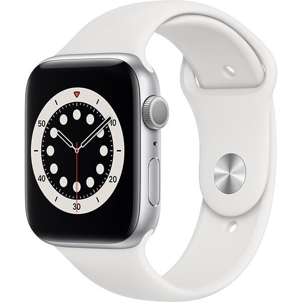激安価格の 【_関東【_関東】 Series】【国内正規品 GPSモデル】APPLE(アップル)Apple Watch Series 6 GPSモデル 44mm M00D3J/Aシルバーアルミニウムケースとスポーツバンド[4549995176599], 【キャンプ】中古携帯/スマホ買取:727d2abe --- superbirkin.com