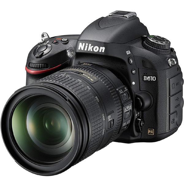 ニコンD610 28-300 VR レンズキット2426万画素 デジタル一眼レフカメラ【あす楽対応_関東】【送料無料】