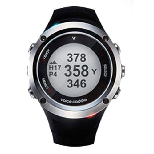 【あす楽対応_関東】配送無料!GPS ゴルフウォッチUcomm Technologyボイスキャディ シリーズVoice Caddie T2A[4909317250640]