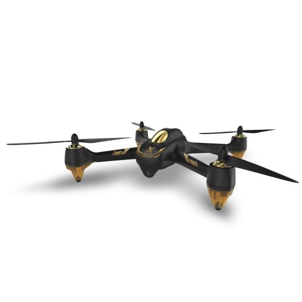 G-Force(ジーフォース)【技適マーク付き】ドローン フルHDカメラ内蔵 FPVHUBSAN X4 AIR PRO(ハブサン エックスフォー エア・プロ)H501A ブラック2.4GHz 4ch Quadcopter【あす楽_関東】【送料無料】