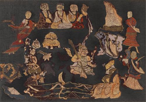 天壽國の曼荼羅