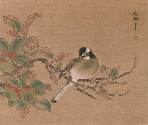 徐熙筆 花鳥圖