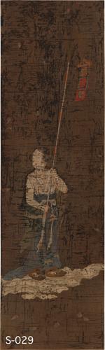 阿彌陀、觀世音、善財童子畫像