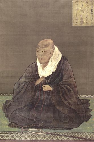 鎌倉時代 親鸞圖