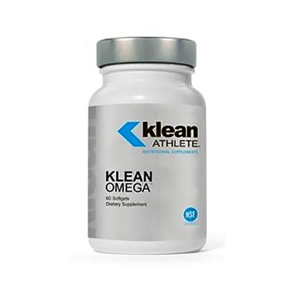 新作 人気 実物 スポーツ選手の健康の基盤作りに クリーン オメガ 60粒 ATHLETE Klean KLEAN OMEGA