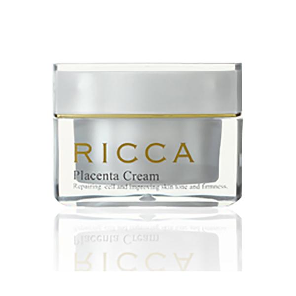 リッカ/RICCA プラセンタクリーム 30g (さっぱりタイプ) セレクトビューティー