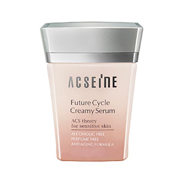 アクセーヌ フューチャーサイクル クリーミィセラム 45g (美容液)
