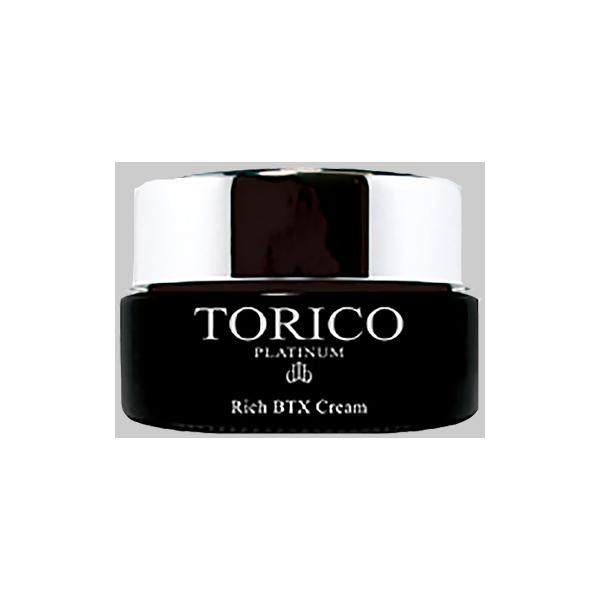 TORICO リッチBTXクリーム 30g (BTXクリーム) トリコプラチナム セレクトビューティー