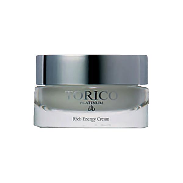 TORICO リッチエナジークリーム 30g (美容クリーム) トリコプラチナム セレクトビューティー