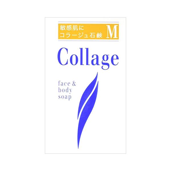 ※アウトレット品 普通肌 デリケートな肌の方へ コラージュ 100g 固形石鹸 5☆大好評 M