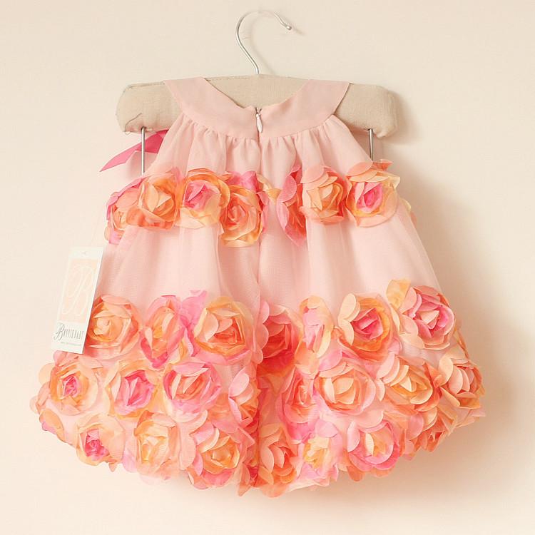 fbfd263bf1cfa ... Children formal wear one-piece baby dress 70-80 cm / 24 month kids ...