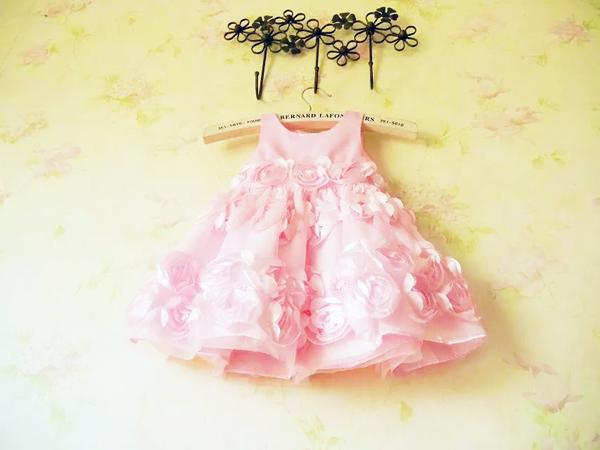 7d777f782636f ... Children formal wear one-piece baby dress 70-80 cm 24 months 1 year ...