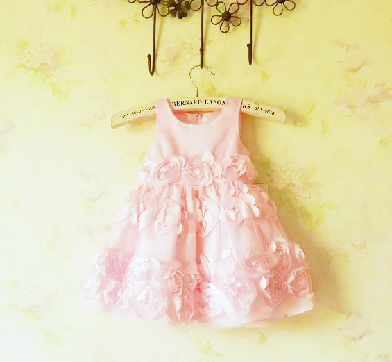 0be4b07b325fe Children formal wear one-piece baby dress 70-80 cm 24 months 1 year ...