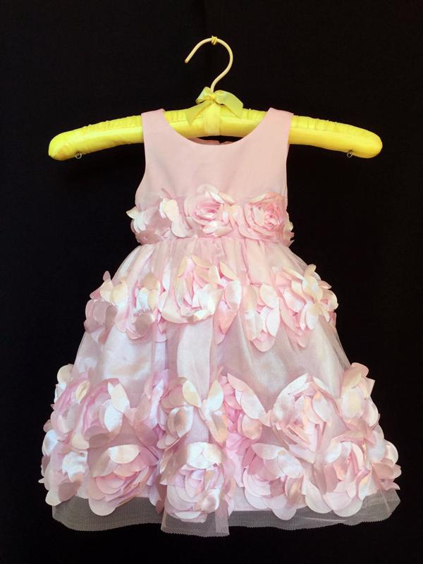104602d7b1d9b ... Children formal wear one-piece baby dress 70-80 cm 24 months 1 year