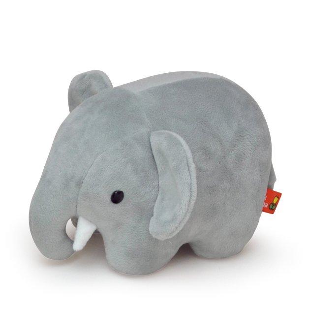 ブルーナファミリー ミッフィー 高級品 ぬいぐるみ シリーズ 本物◆ ゾウ SSサイズ キャラクター ぬいぐるみのセキグチ うさぎ 人形 動物 プレゼント