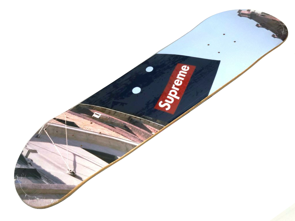SUPREME シュプリーム 19AW 新品 Banner Skateboard バナー スケートボード スケボー デッキ マルチカラー
