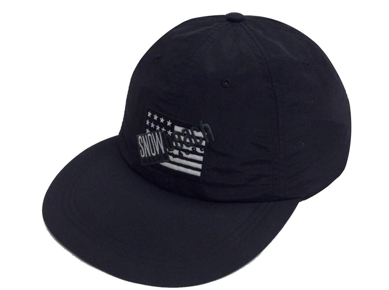 POLO RALPH LAUREN ラルフローレン スノービーチ ★ 18SS 新品 黒 SNOW BEACH FITTED CAP キャップ BLACK 復刻