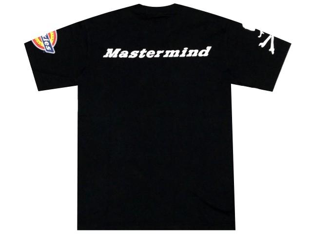 mastermind JAPAN マスターマインド ジャパン ディッキーズ コラボ ☆ 2018SS 新品 黒 半袖 Tシャツ Dickies Print Tee BLACK