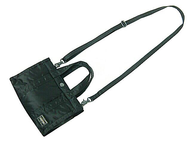 HEADPORTER 波特 15 周年纪念 ☆ 新油轮迷你手提包背油轮原 2 2WAY 手提包黑色最低