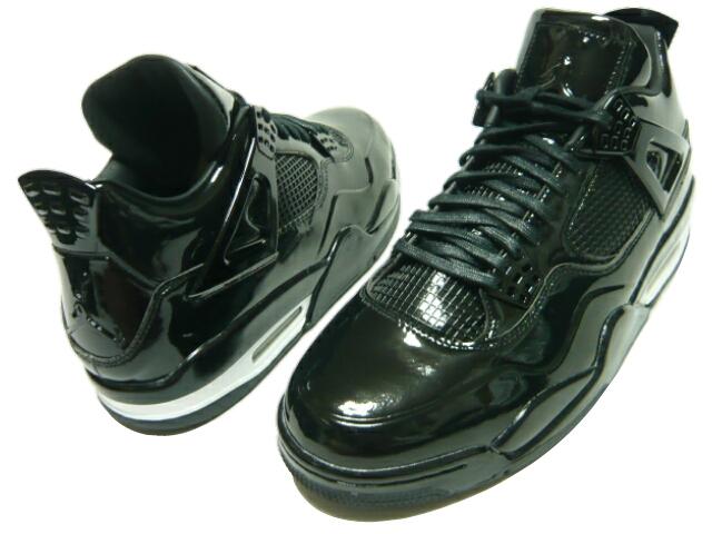NIKE AIR JORDAN 11LAB4 BLACK PATENT☆2015新品 ナイキ エア ジョーダン 11LAB4 パテントレザー 品番719864 - 010 黒 BIGサイズ