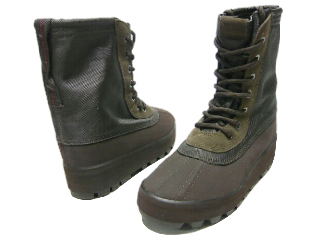 new arrival 83951 5ce40 adidas Originals Kanye West adidas Kanye West easy boost ★ 2015 new Yeezy  950 Boot Chocolate tea products-AQ 4830 Duc boots