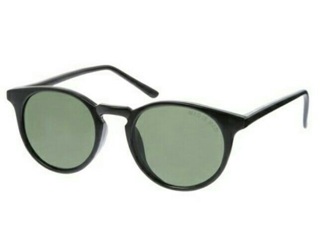 UNDERCOVER アンダーカバー MADSTORE 新品 SUNGLASSES サングラス 眼鏡 黒 BLACK