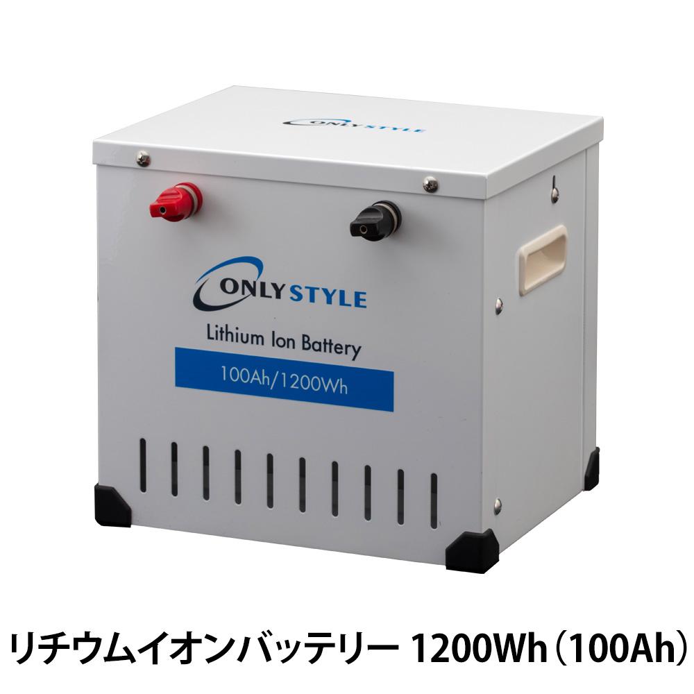 車中泊 直輸入品激安 Simple BMS搭載で並列接続が可能に 大放電に強く急速充電に対応 リチウムイオンバッテリー 蓄電池 リチウムイオンバッテリー1200Wh SimpleBMS内蔵型式:WB-LYP100AHA12SB オンリースタイル 100Ah いつでも送料無料