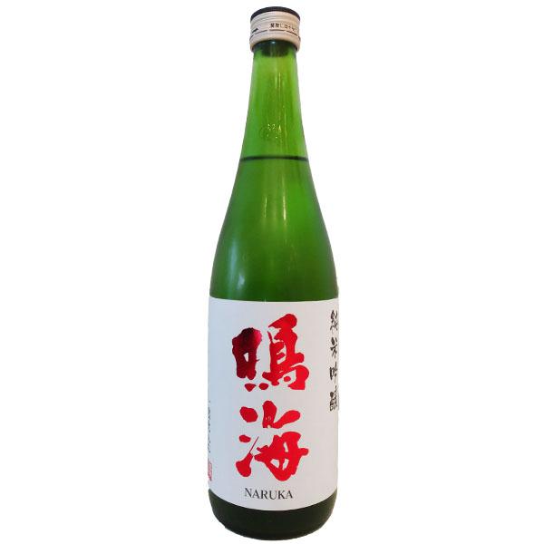 ストアー マート 敬老の日 プレゼント 千葉県 東灘醸造 鳴海 720ml なるか 純米吟醸 一度火入れ お酒