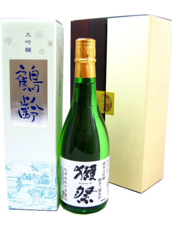 """""""Competition for drink gift set 2"""" otter festival, 720 ml of crane age *2"""