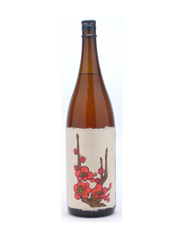 奈良县八木造酒花纸牌梅酒1800ml