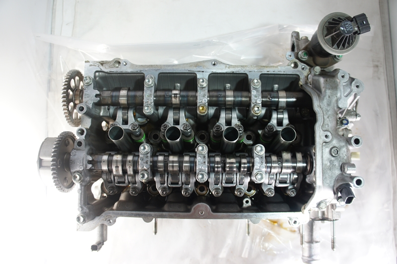ホンダ GP5 フィット ハイブリッド シリンダーヘッド 12100-5P6-000【中古】