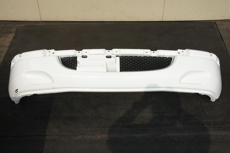 全商品オープニング価格 SALE品 トヨタ M100A デュエット セール開催中最短即日発送 フロントバンパー 中古 白系 52119-97201 73522