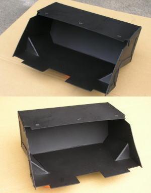フェアレディZ グローブボックス内箱 S30 前期 NISSAN FairladyZ【新品】送料込 43005