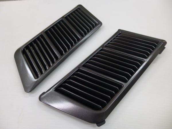 フェアレディ S30 ボンネットダクト 輸出用 L型【新品】パーツアシスト 47032