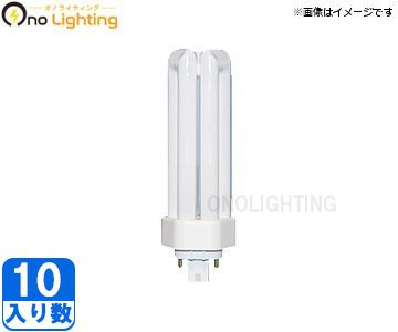 【三菱】(10本セット)FHT32EX-L[FHT32EXL]コンパクト蛍光灯(電球色)【返品種別A】